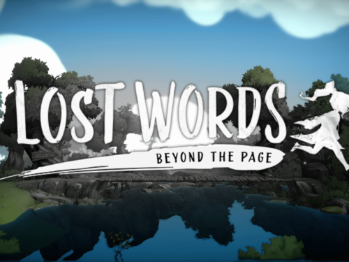 Lost Words Beyond the Page wallpaper