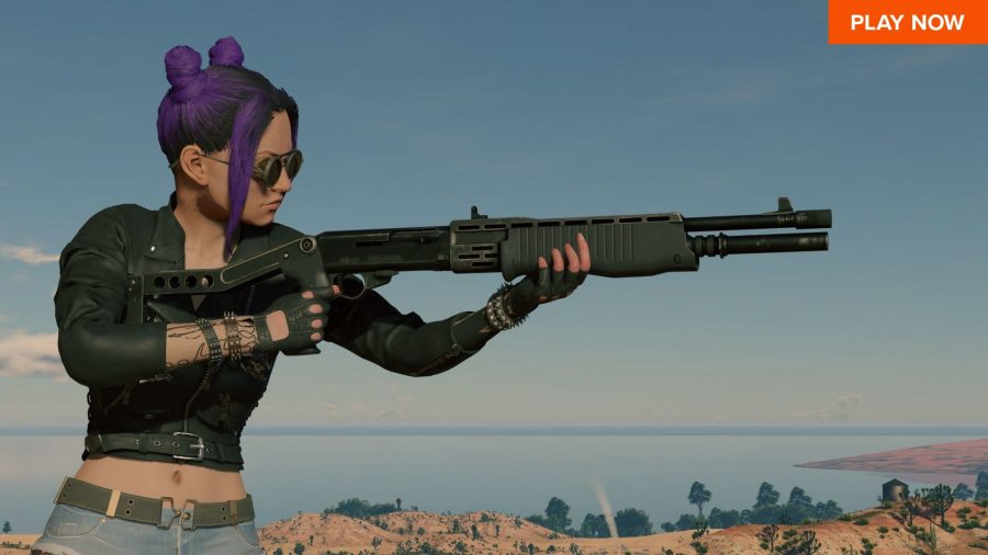 Another battle royale game is CRSED and it's for those who like their best free PC games to include this genre.