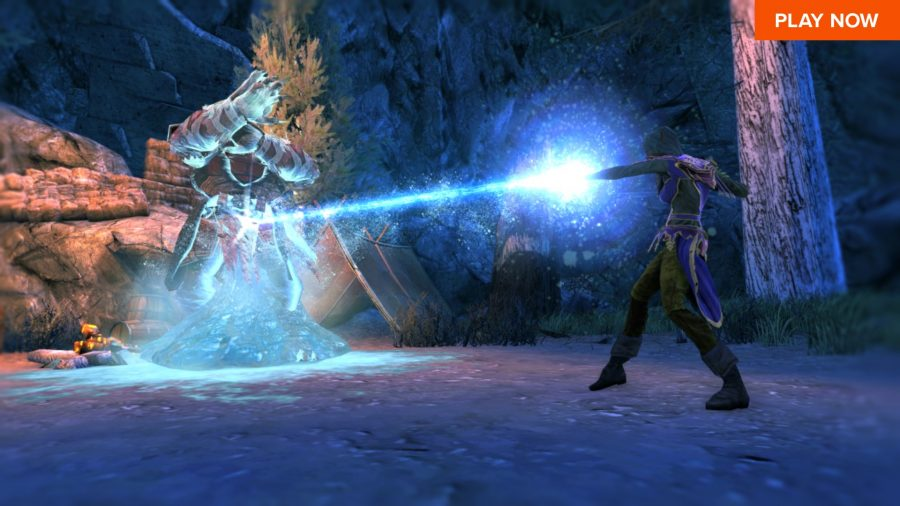 Neverwinter, one of the best free PC games, is based on a much older classic RPG.